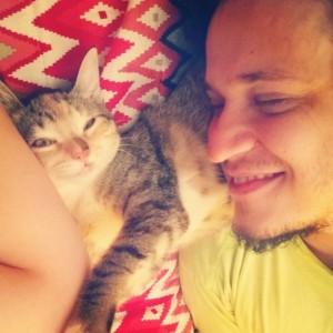 Pai de Gato também é Pai: Feliz dia dos Pais
