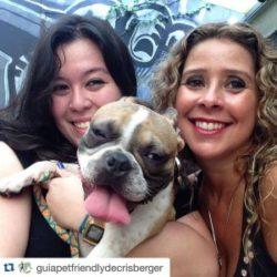 Lançamento do Guia Pet Friendly Rio de Cris Berger