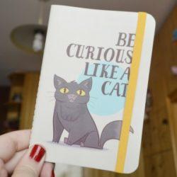 Presentes para Cat & Dog Lover – Cadernim Urban Pet