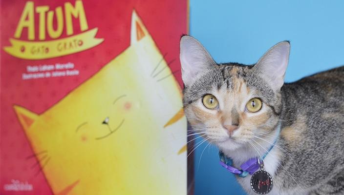 Entrevista com o Atum, o Gato Grato