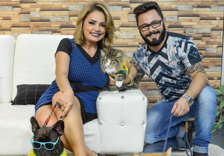 A Tarde é Show: Pet Celebridades